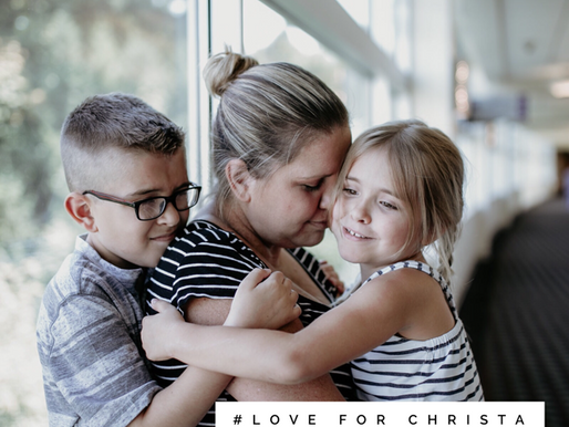 Love for Christa