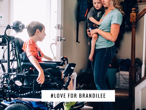 Love for Brandilee