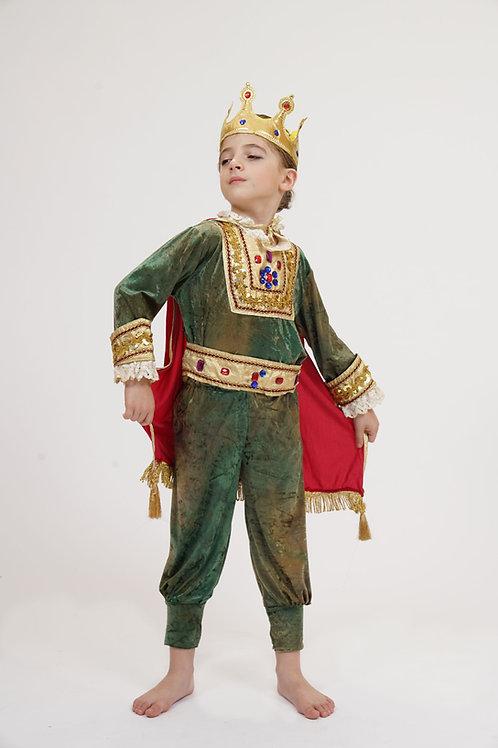 המלך אחשוורוש