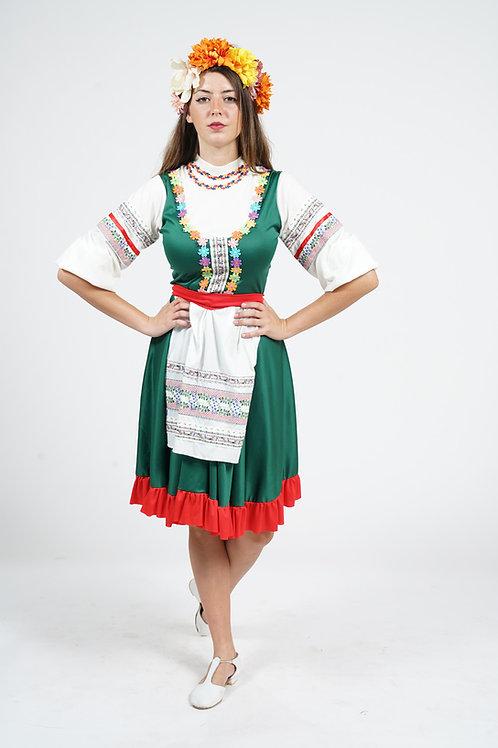 אוקראיני בת