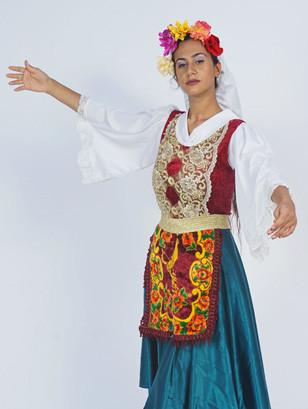 תלבושות אתניות ועמים