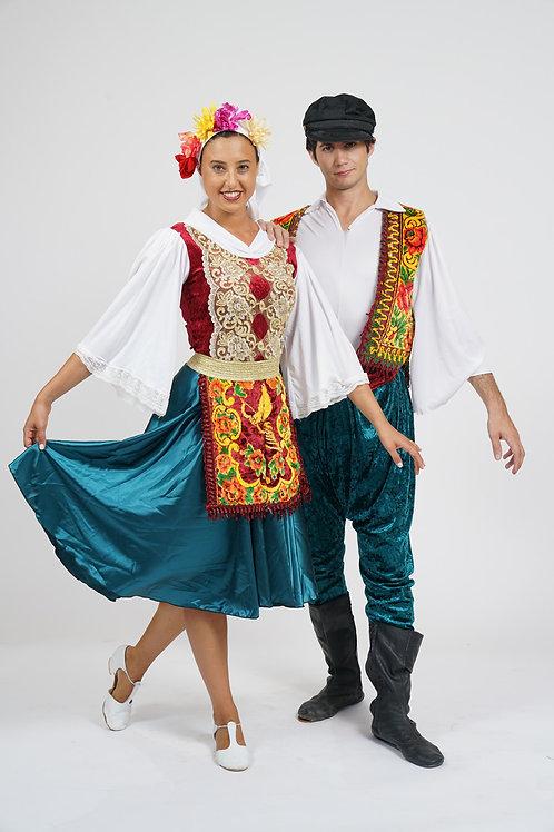 יווני זוג