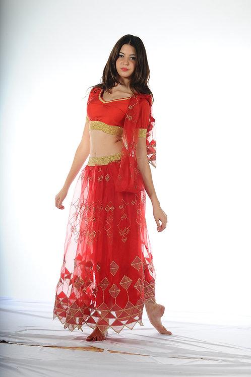 הודי כלה אדומה