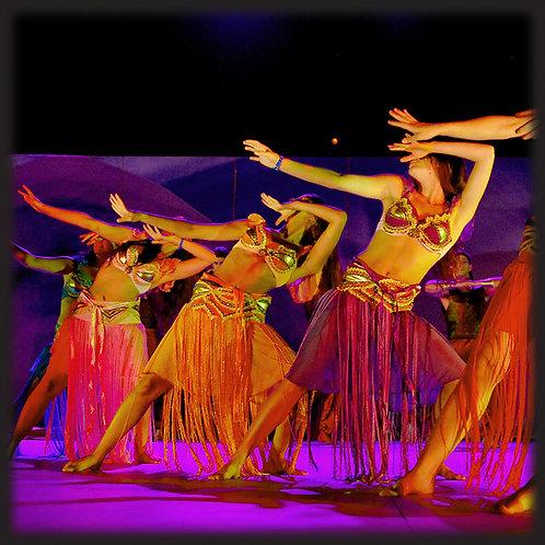 רקדניות בטן ליבבתיני