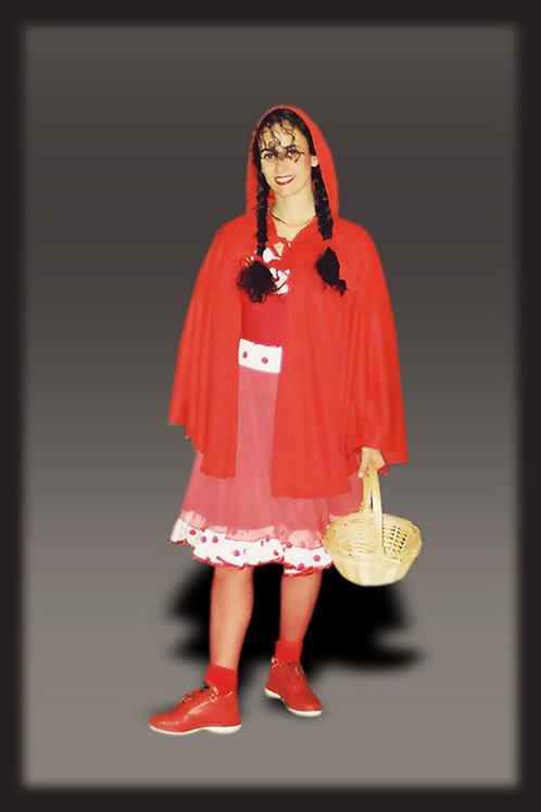 כיפה אדומה אישה