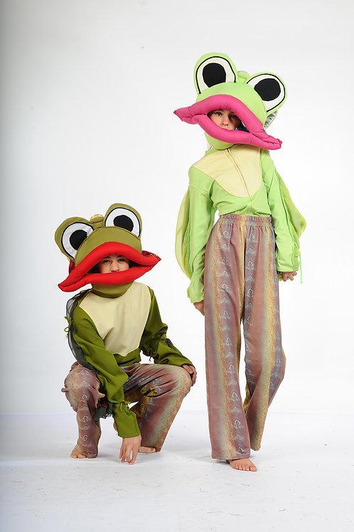 צפרדע זוג