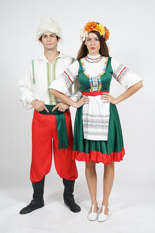 אוקראיני זוג
