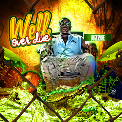 Well Over Due Mixtape Cover Artwork