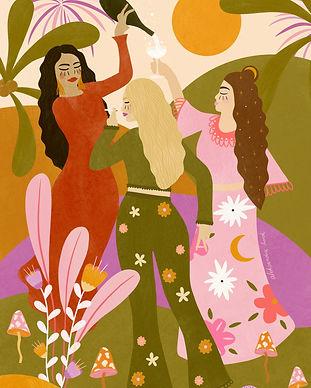 Celebration by Aleksandra Birch
