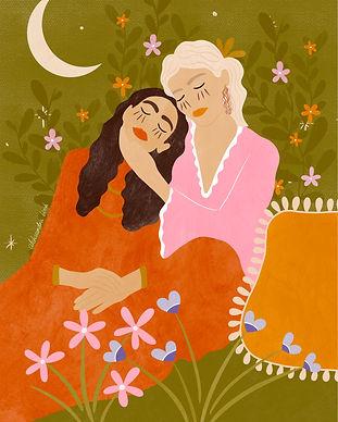 Friendship by Aleksandra Birch
