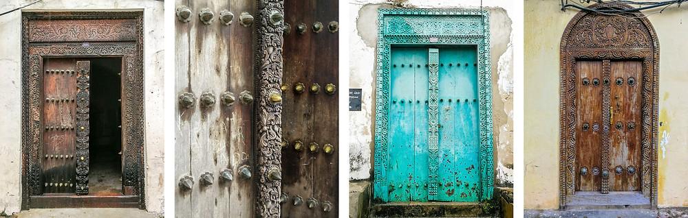 Zanzaibar Doors