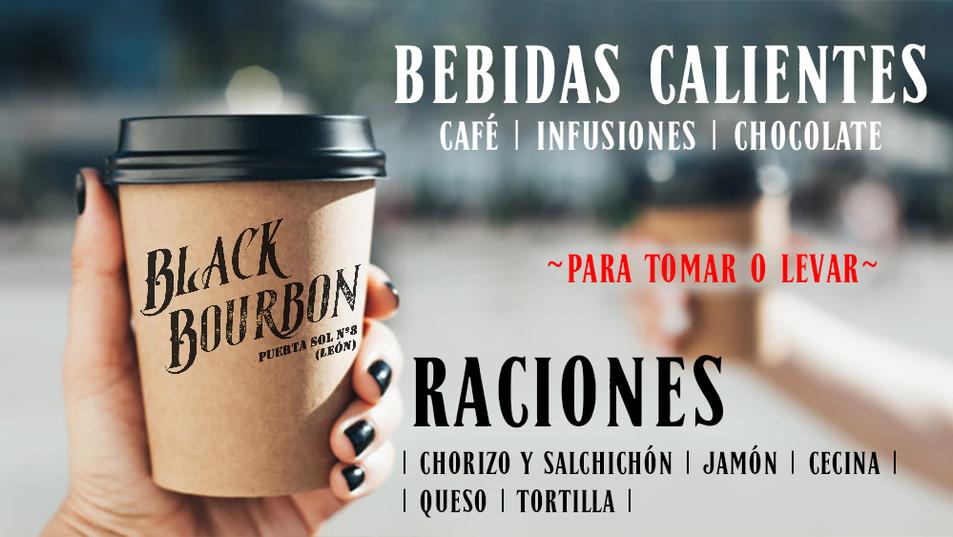 CAFÉS Y RACIONES