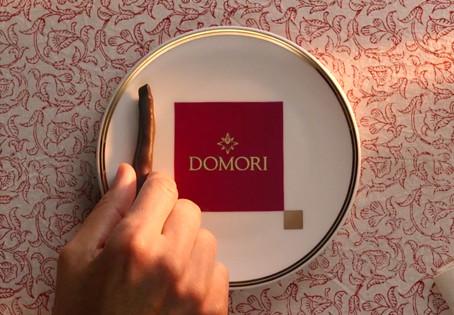"""""""Il cioccolato è un mondo"""": Domori presenta la prima campagna Spot TV."""