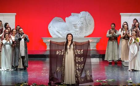 Grandissimo successo per Norma al Verdi di Trieste