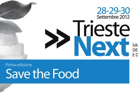Trieste Next - Salone Europeo dell'Innovazione e della Ricerca Scientifica (28-30 settembre 2012)