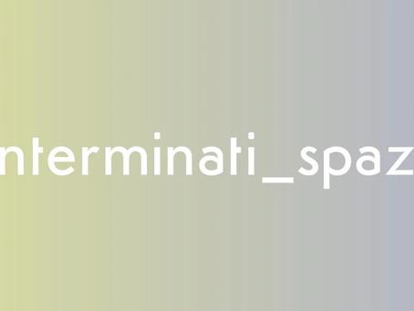 #interminati_spazi: 100 autori, 10 finalisti, 3 vincitori