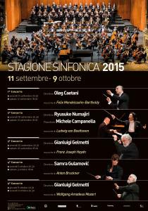 Al via l'11 settembre la stagione sinfonica al Teatro Verdi di Trieste