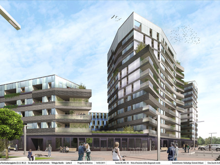 Casa plus 24 (Sole 24 ore) sull'ex Mercato Ortofrutticolo di Bologna