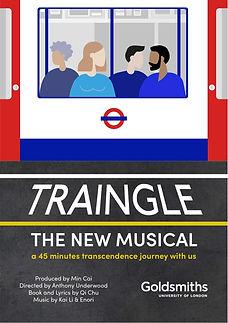 Traingle Poster