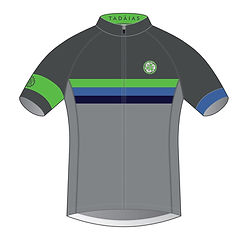 Custom Cycling Jersey - Celtic Knot 1000