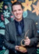 Thomas McLaughlin Tadaias Business Start up award 2017