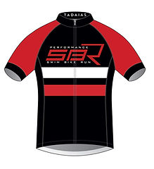 Custom Cycling Jersey - Performance SBR PSBR