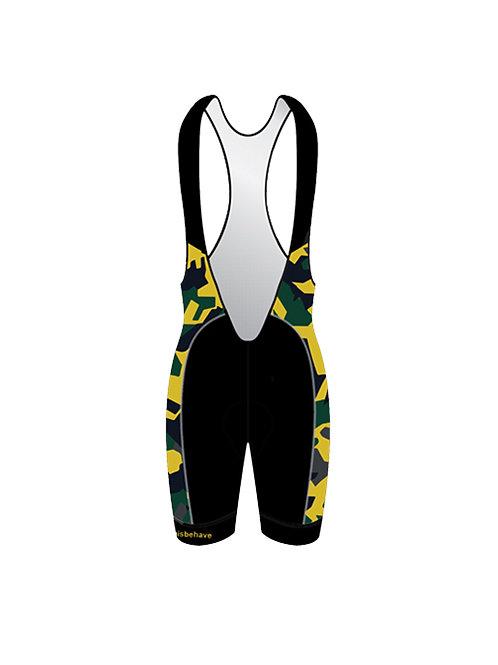 SVCC - Black Eye Bib-Shorts