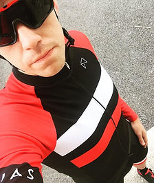 Tadaias Long Sleeve Cycling Jersey