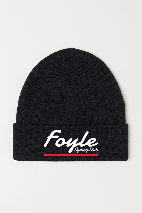 Foyle Cycling Beanie Hat