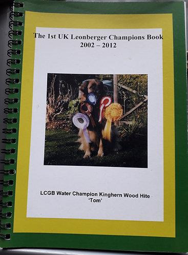 LCGB Champ Book