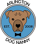 Arlington Dog Nanny Logo - Final - Revis
