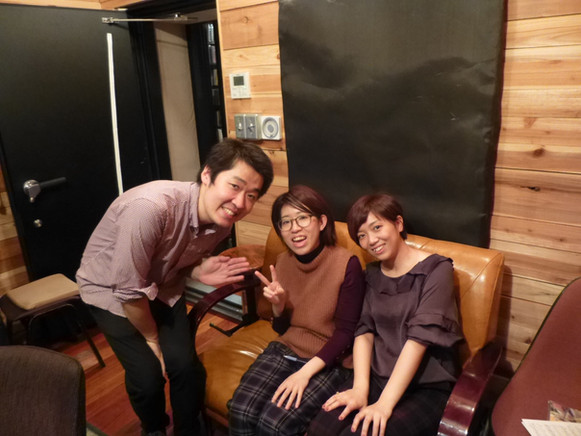 2018.11.7@池袋Dede Rec風景
