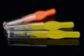 Зубной ершик Okamura прямой