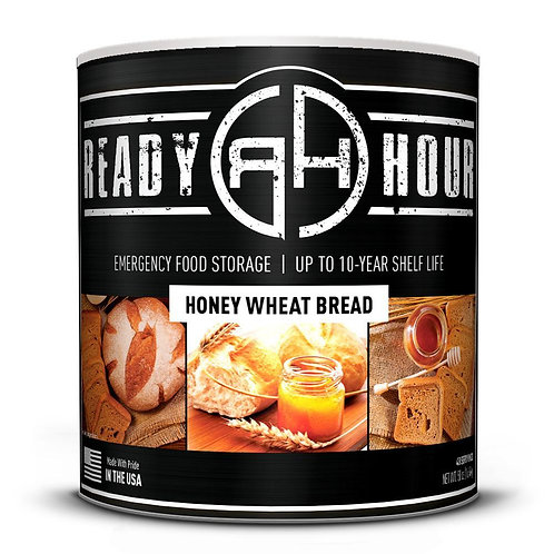 Ready Hour Honey Wheat Bread Mix (48 servings)