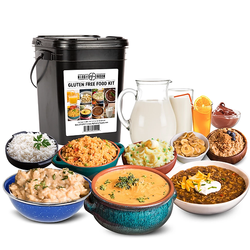 Ready Hour Gluten Free Food Kit (120 servings)