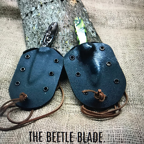 The Beetle Neck Knife