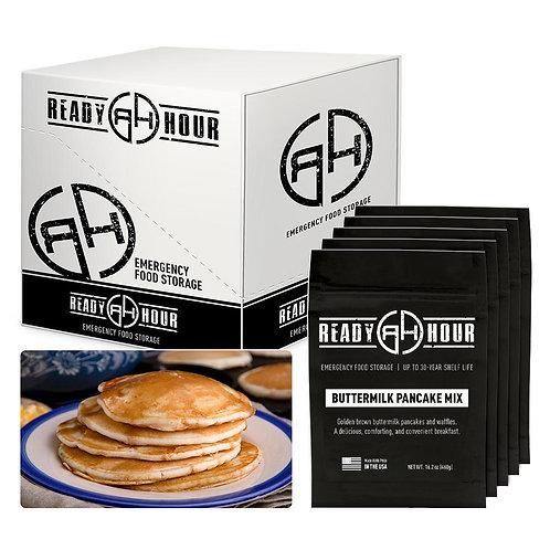 Ready Hour Buttermilk Pancake Mix Case Pack (50 servings, 5 pk.)