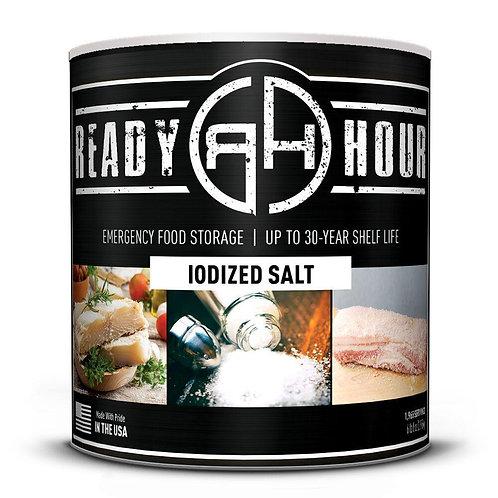 Ready Hour Iodized Salt (1965 servings)