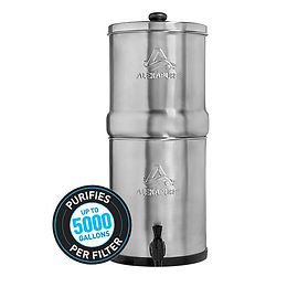 Alexapure Pro Water Filtration System