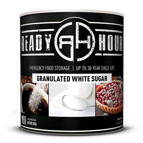 Ready Hour Granulated White Sugar (595 servings)