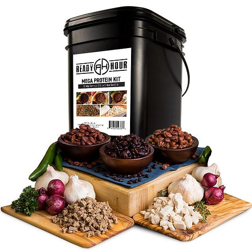 Happy Hour - Mega Protein Kit w/ Real Meat (88 servings)