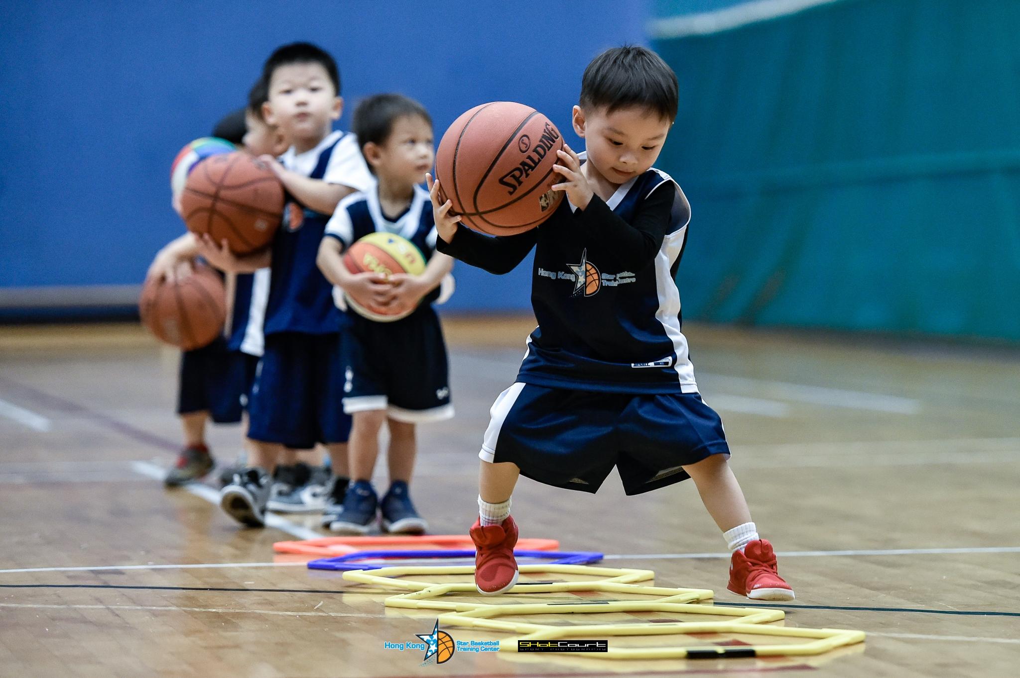 豆丁籃球訓練班