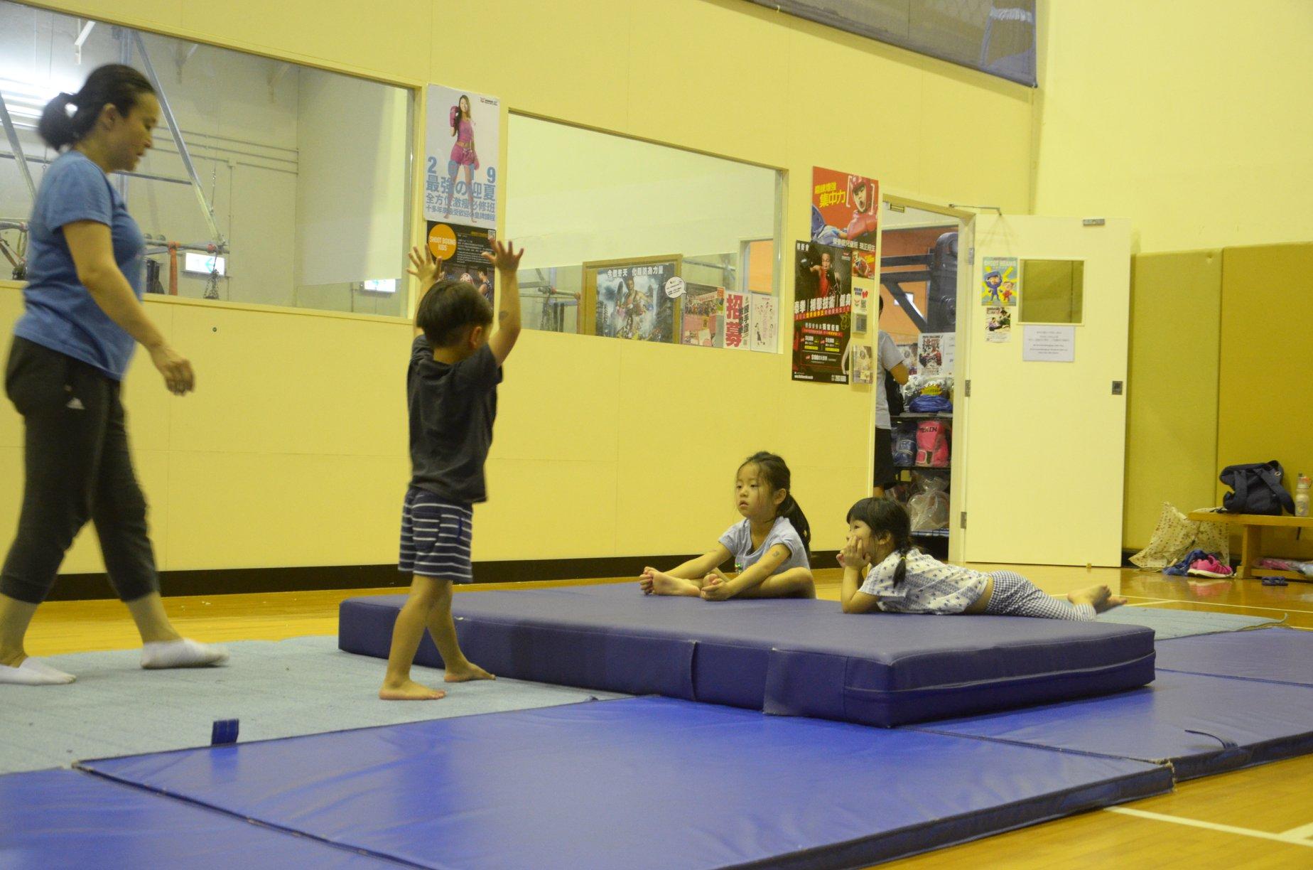 兒童體操班
