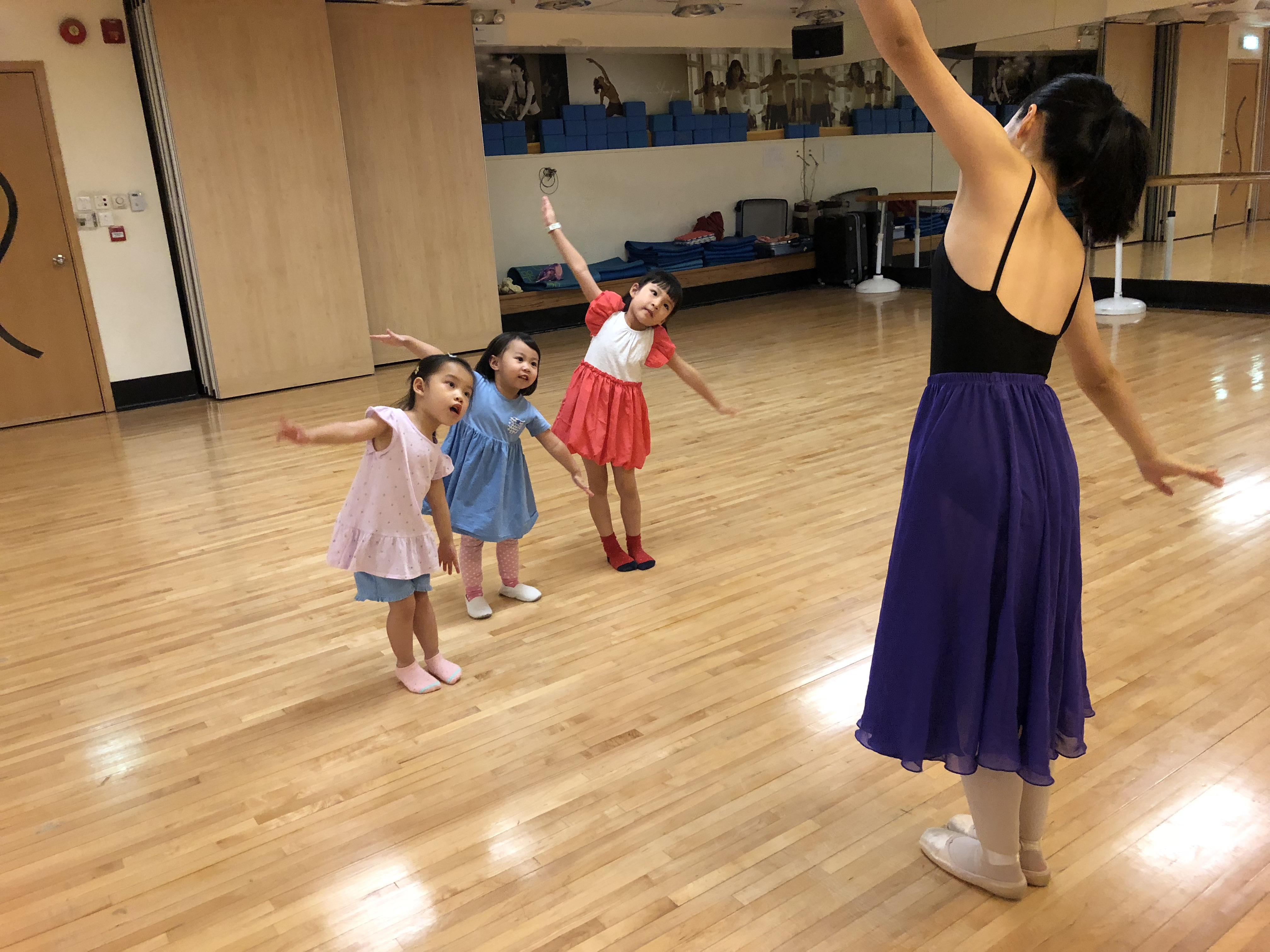 皇家芭蕾舞證書課程