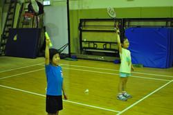 羽毛球訓練班