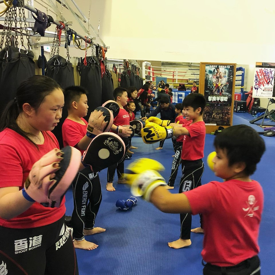 Shoot Boxing Kids 小童班
