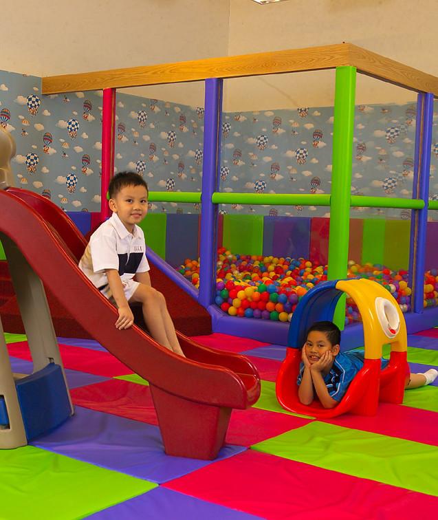兒童遊樂室
