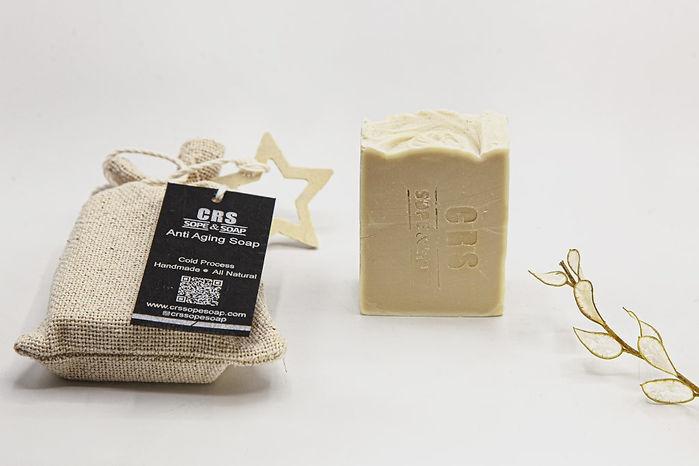 Doğal Yaşlanma karşıtı sabun anti aging sabun