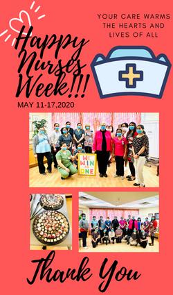 2020 Nurses Week