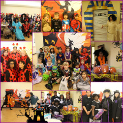 Spook Fest at the Allen Gray 2014
